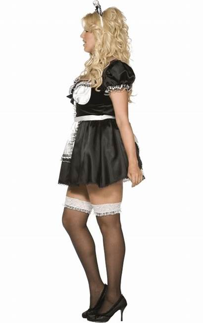 Maid French Costume
