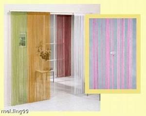 Fadenvorhang Mit Perlen : fadenvorhang t rvorhang mit perlen schwarz 2 40m x 90cm ebay ~ Orissabook.com Haus und Dekorationen
