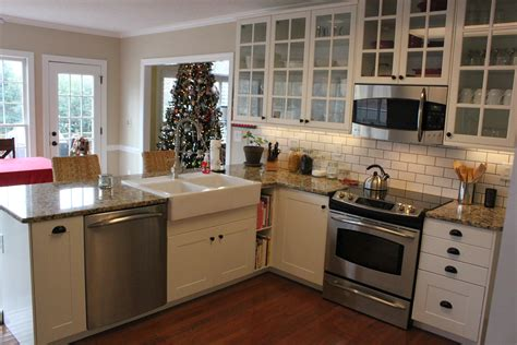 Kitchen Cabinet Paint Ideas Colors - an ikea kitchen makeover joan rivers would have applauded