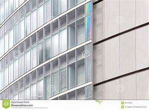 Front View Of Office Building Wall Texture Stock Image ...