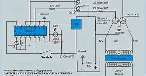 I U0026 39 M Yahica  300w Inverter Circuit Diagram