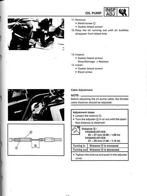 Vmax Wiring Diagram by Vmax Manual