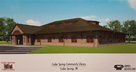 new cedar springs community library 607 | 20160614 151910