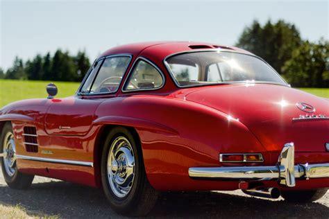 1955 Mercedes-Benz 300SL Gullwing :: Spirited Automobiles ...