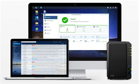 [news] Synology Releases Dsm 6.1 Software For Its Nas