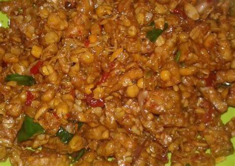 Cara mudah memasak sambal goreng kering tempe dari dapur rasamasa. Resep Sambal Goreng Tempe oleh mira - Cookpad