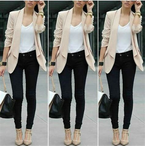 Outfits casual formal | Outfit | Pinterest | Outfits formales Ropa formal y Oficinas
