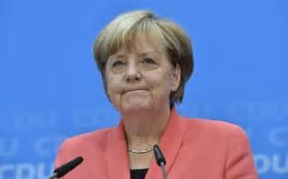 Angelee Merkel