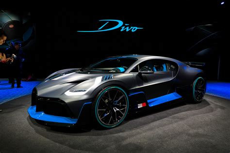 With a top speed of 261mph, the divo is the fastest sports car that money can buy, with a sophisticated side to its nature that makes it surprisingly practical in it's named after albert divo, a french racing driver who won the targa florio road race in sicily twice for bugatti. Bugatti Divo Looks Spectacular Under Any Light, Check It Out In 92 Images From Paris | Carscoops