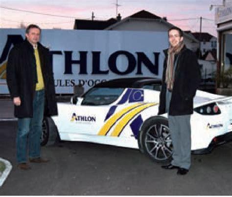 athlon car lease athlon car lease pr 234 te un bolide 233 lectrique 224 ses meilleurs clients