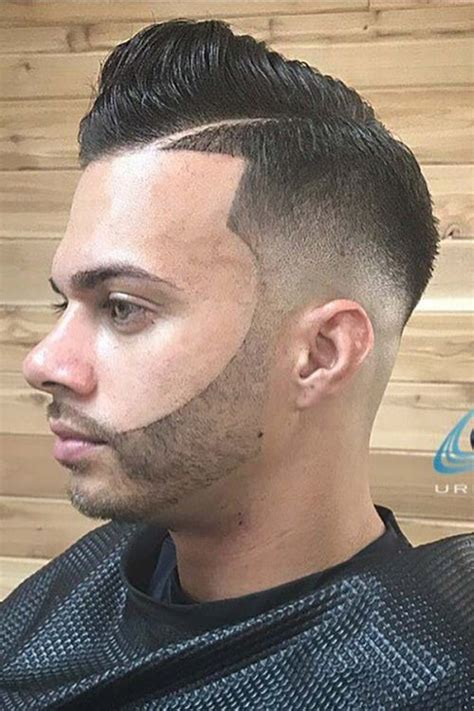 impressive mid fade haircuts    wear  today
