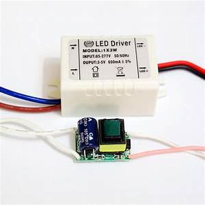 Hihg Quality Isolated 600ma 1x3w Led Driver 1x3w Power