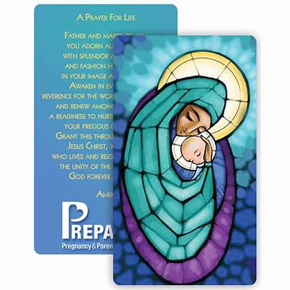 Prayer Cards Custom Diocesan