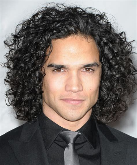 The best hairstyles for curly hair men can easy maintain are created from the simplest universal cut with the length that lets the curls reveal their texture. 12 Long Hairstyles for Men