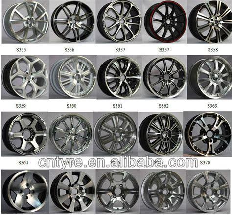 Aluminum Alloy Car Tire Wheel 16x8.5