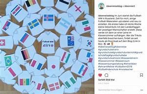 Wm 2018 Flaggen : fu ball wm 2018 im unterricht toller unterricht ~ Kayakingforconservation.com Haus und Dekorationen