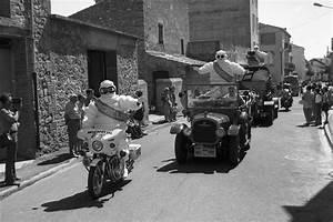 La caravane du tour de France, les débuts du sponsoring cycliste