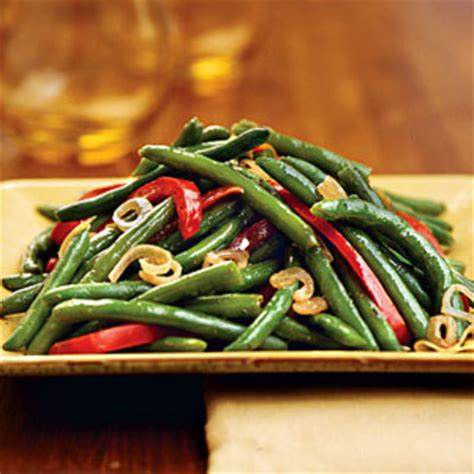 green beans recipe for thanksgiving dinner thanksgiving dinner side dishes green beans with shallots and red pepper recipes 102 best