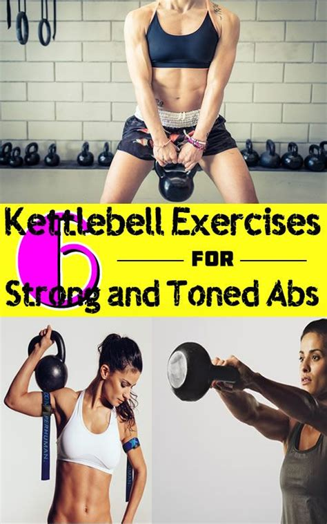 kettlebell workouts exercises abs workout exercise kettle bell strong body lower strength weight