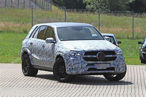 Future Mercedes Gle by Pictures Of The Future Mercedes Amg Gle 63 W167