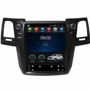 12 1 U0026quot  Tesla Style Android Car Multimedia Stereo Radio Audio Dvd Gps Navigation Sat Nav Head Unit