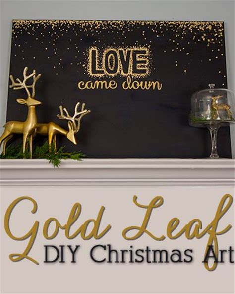 diy craft down craft supplies and canvas on