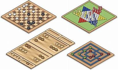 Checkers Chinese Board Clip Games Chess Ever