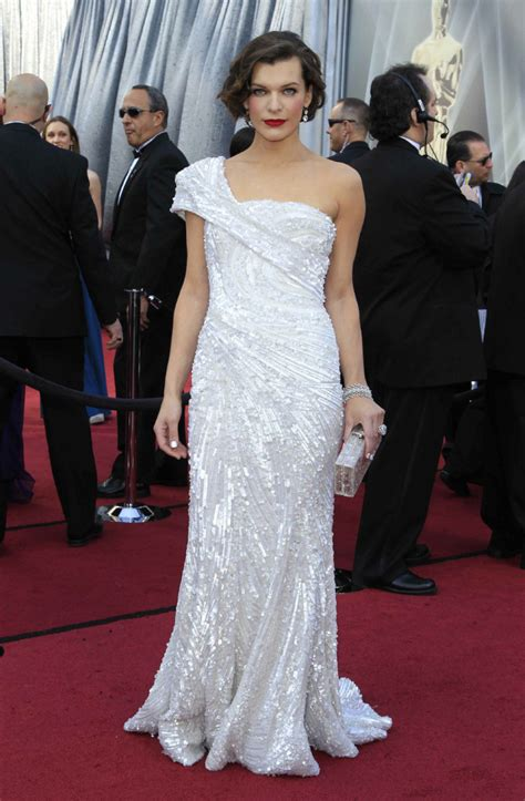 Oscars 2012 Fashion Hits Misses And Trends Toronto Star