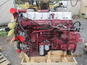 2013 Mack Mp8 Turbo Diesel Engine  445hp  175 000 Miles  Warranty