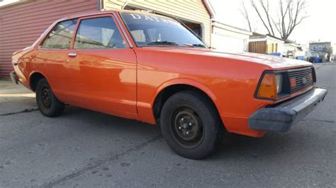 1980 Datsun B210 by 1980 Datsun B210 2 Door Coupe For Sale In Chicago Illinois