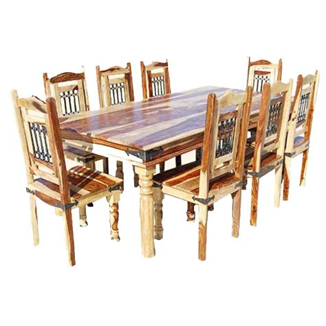 rustic dining table dallas dallas classic solid wood rustic dining room table and