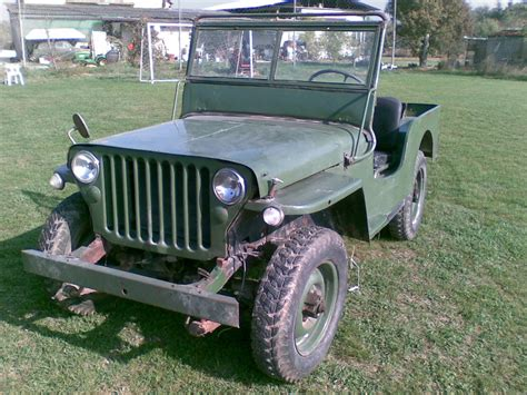 1940 Willys Jeep Pictures To Pin On Pinterest Pinsdaddy
