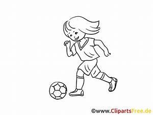 Fussball Mal Vorlage