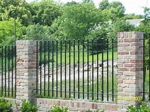 Gartenzäune Aus Metall Günstig : gartenz une borkenwalde ~ Lizthompson.info Haus und Dekorationen