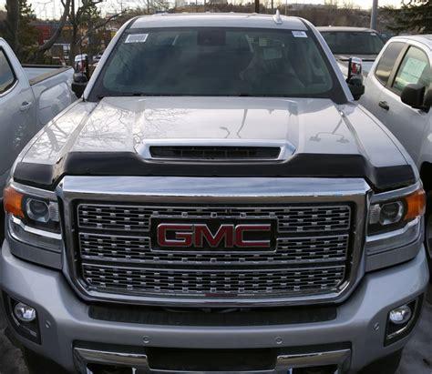 gmc sierra hd  diesel model   formfit