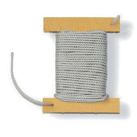 jalousie billiger 20 meter graue schnur für vertikalvorhang