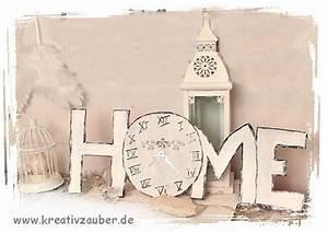 Uhr Zum Hinstellen : uhr home 34x12 cm nanu nana ~ Michelbontemps.com Haus und Dekorationen