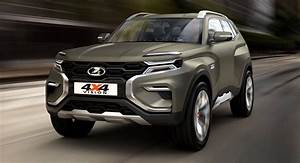Lada 4x4 2018 : lada 4x4 vision concept goes official at moscow show could preview next niva carscoops ~ Medecine-chirurgie-esthetiques.com Avis de Voitures