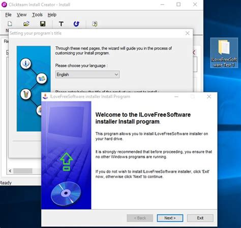 Creator Software by 4 Installer Creator Software For Windows 10