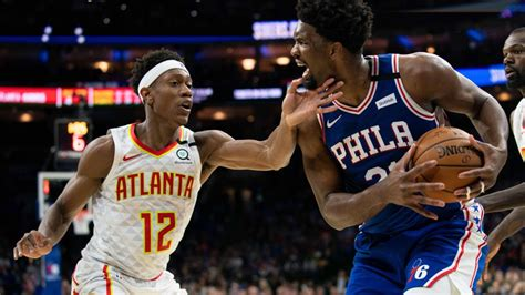 Sixers center joel embiid once again called out the referees following the game 7 hawks vs. Sixers vs. Hawks game preview: How to watch, TV channel ...