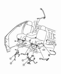 Ram 4500 Wiring  Power Seat  Trim   Leather Trim 40  20  40