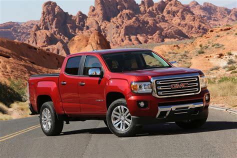 gmc canyon review trims specs  price carbuzz