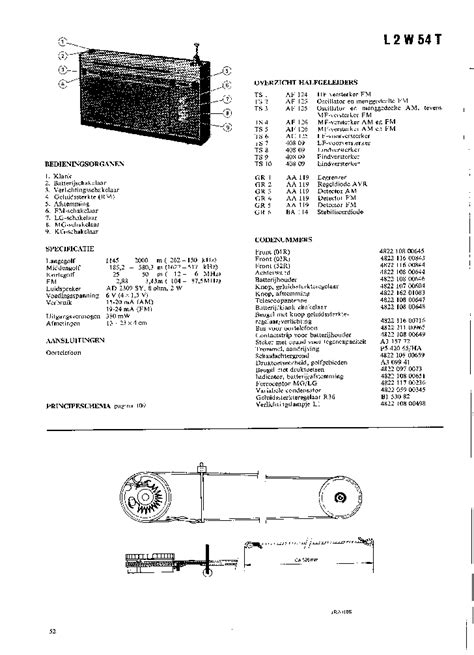 Philips 190 W L by Philips Az2405 Sm Service Manual Free Schematics