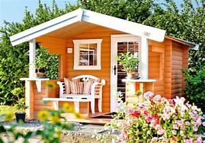 Farbe Für Gartenhaus : bunte gartenh user 24 kreative ideen ~ Watch28wear.com Haus und Dekorationen