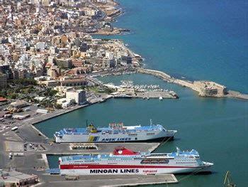Llegar Un Barco A Puerto by Descubriendo Creta Como Llegar A Creta Barco