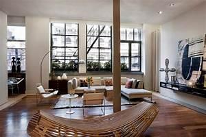 Dekoration Wohnzimmer Modern : moderne und praktische fenstergestaltung wohn designtrend ~ Indierocktalk.com Haus und Dekorationen