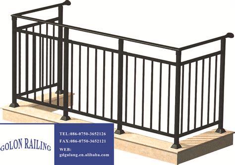 Ms Handrail Design - modern design ms square pipe balcony railing buy balcony