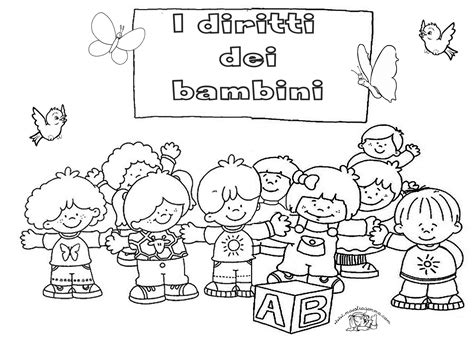 immagini divertenti sui bambini piccoli immagini girotondo bambini migliori pagine da colorare