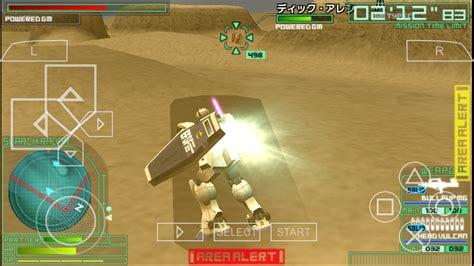Gundam Battle Universe (japan) Psp Iso Free Download