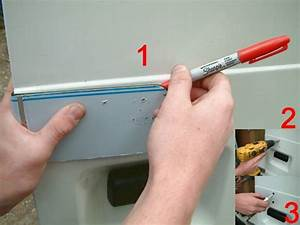 Armaplate Fitting Guide  Ford Transit Rear Doors